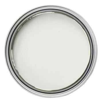 Benjamin Moore Super White Paint Can